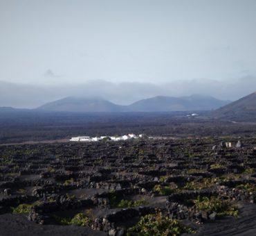 Lanzarote. Słońce, wiatr i wulkaniczny pył.