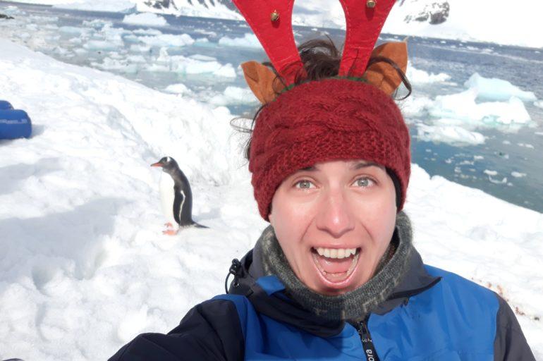 Jak to się stało, że wylądowałam na Antarktydzie?