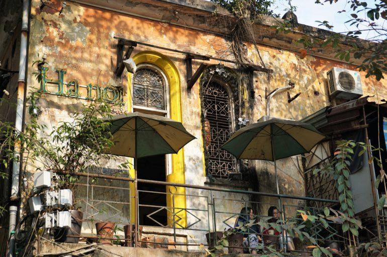 Ulice Hanoi