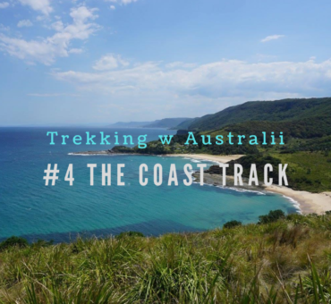Trekking w Australii: The Coast Track