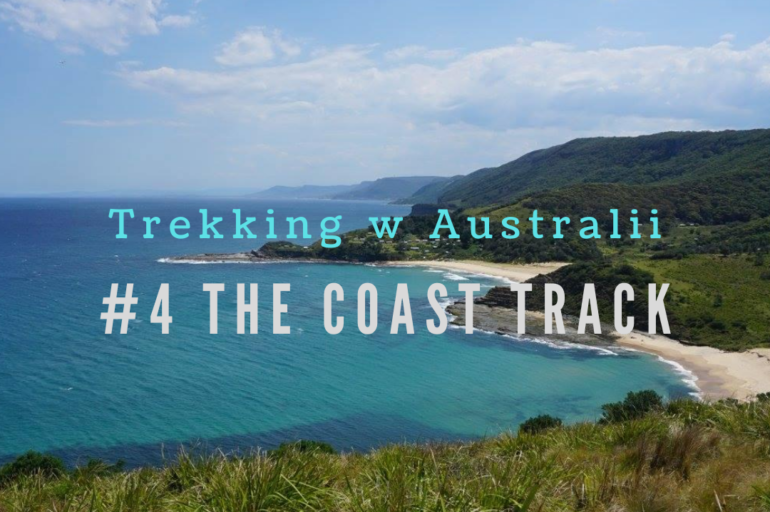 Trekking w Australii: The Coast Track