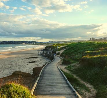 Australia aktywnie – spacer północnymi plażami Sydney.